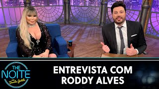 Entrevista com Roddy Alvez | The Noite (02/07/20)
