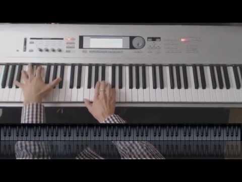 Chris Tomlin - Waterfall - Piano Tutorial