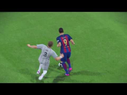 Pes 2017  Realmadrid - Barcelona (Superstar)
