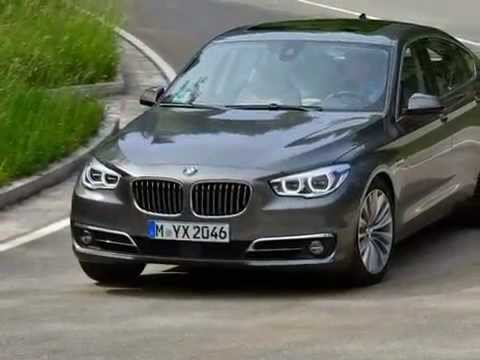 2015 BMW 5 Series Facelift Wagon  Changes  YouTube