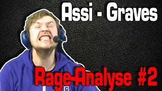 Rage Analyse #2   Assi - Graves [Guide/Tutorial][GER]