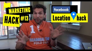 The Sneaky Facebook Location Growth Hack