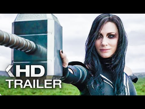 "Thumbnail: THOR 3: Ragnarok ""Hela"" NEW Featurette & Trailer (2017)"