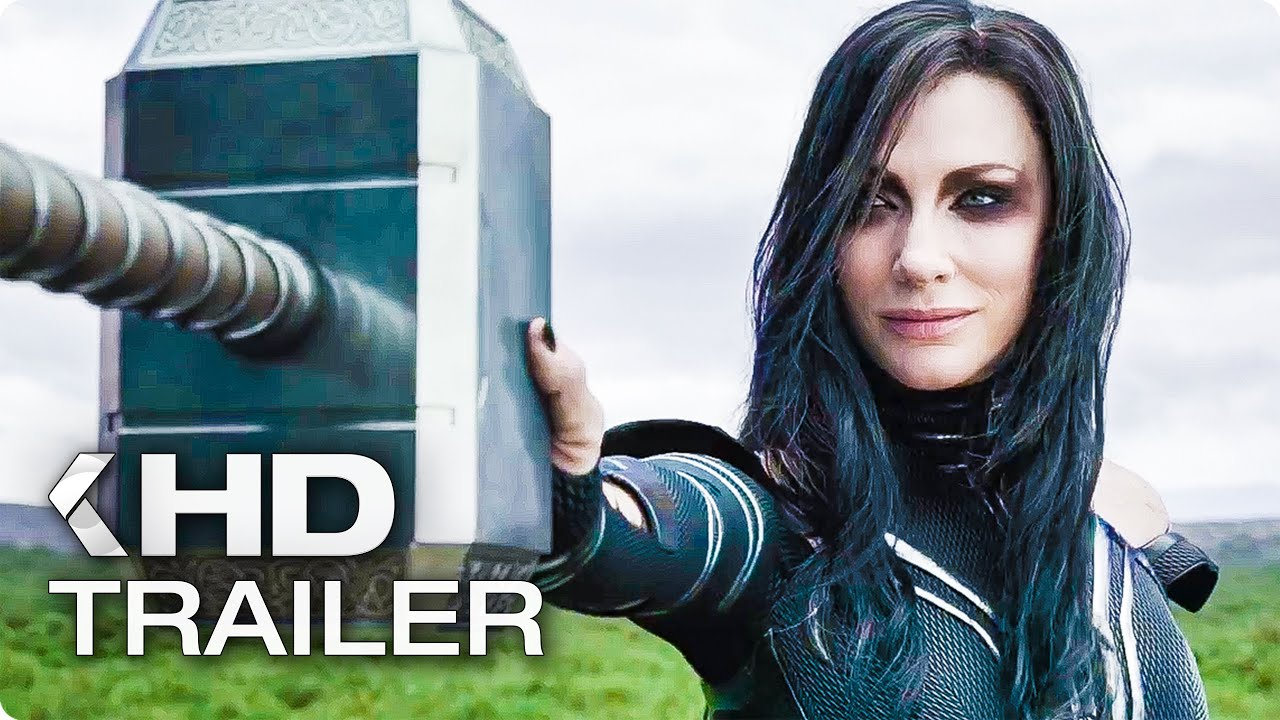 "THOR 3: Ragnarok ""Hela"" NEW Featurette & Trailer (2017)"