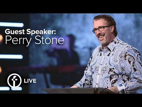 Guest Speaker: Perry Stone