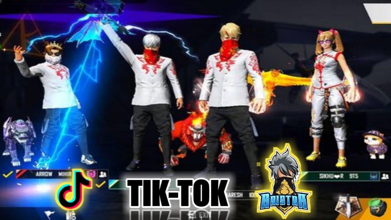 Falling - Trevor Daniel 🔄💓 || Free Fire Tik Tok || Free Fire Tik Tok Video || #argontoker