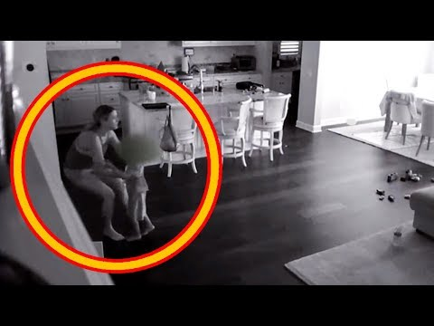 Babysitter Hears Noise Upstairs So Dad Checks Hidden Camera And Captures A Nightmare In His KitchenKaynak: YouTube · Süre: 4 dakika25 saniye