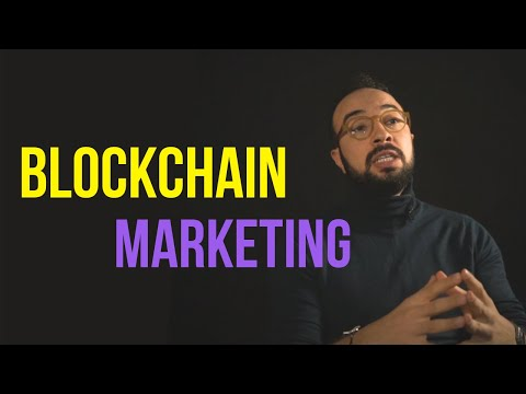 How Blockchain Will Impact Marketing and Advertising in 2019 & Beyond?