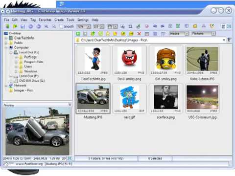 Beginners Guide to FastStone Image Viewer (Photo Viewer / Editor)