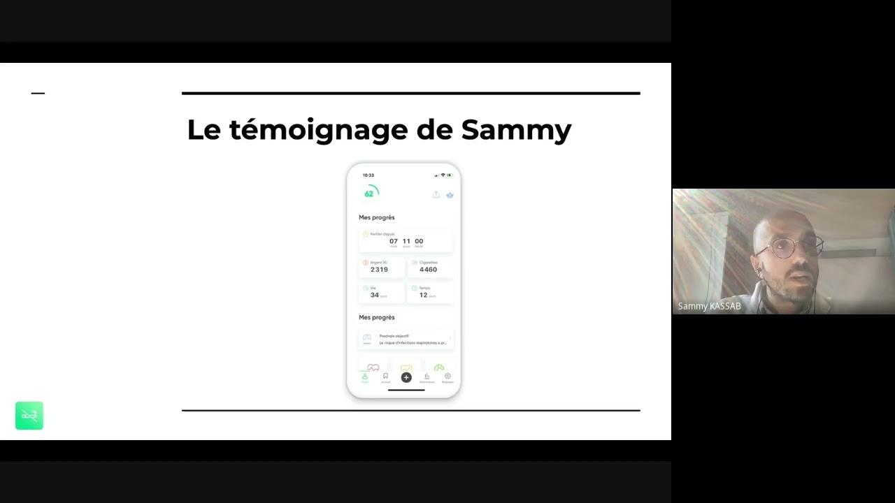 [REPLAY]  -  Le témoignage de Sammy