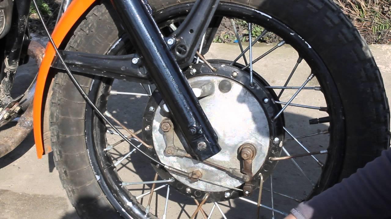 Меняем переднюю вилку на мотоцикле урал авторазборы в новосибирске фольксваген пассат б5