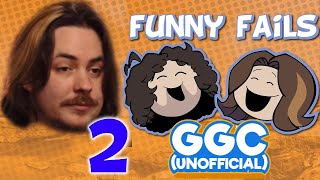Funny Fails PART 2 - Game Grumps Laughter Compilation [UNOFFICIAL]