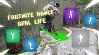 DEFAULT DANCE * REAL LIFE, WHERE DID IT COME FROM? FORTNITE BATTLE ROYALE