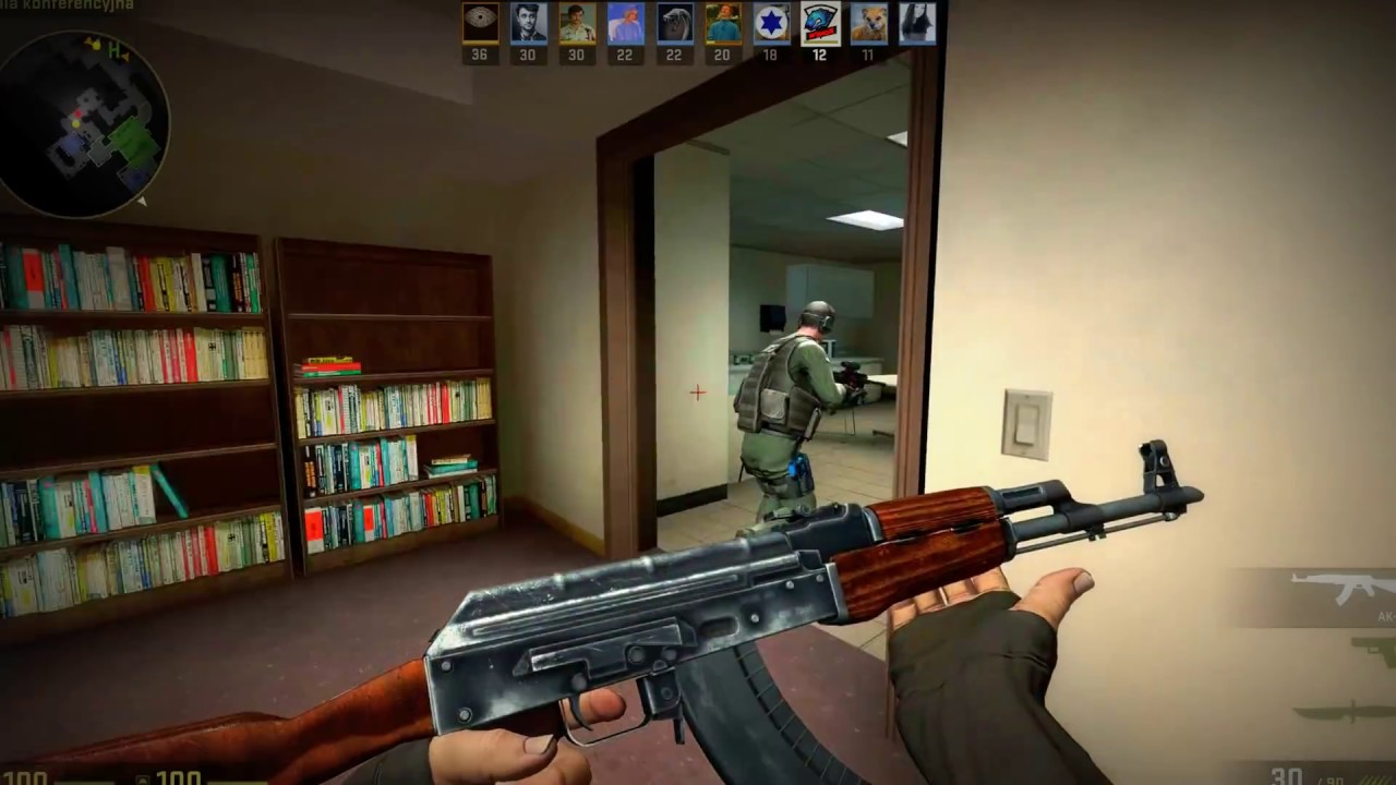 Counter Strike Global Offensive Test