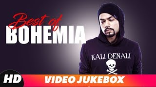 Best Of Bohemia | Video Jukebox | Bohemia Latest Song Collection 2018 | Speed Records