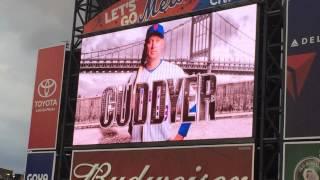 4/17/15 New York Mets Starting Lineup