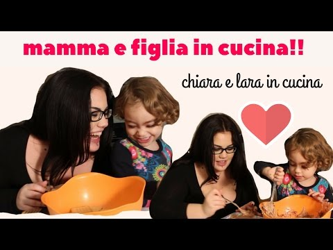 PRIMA PUNTATA DI : chiara e lara in cucina, cheesecake version!