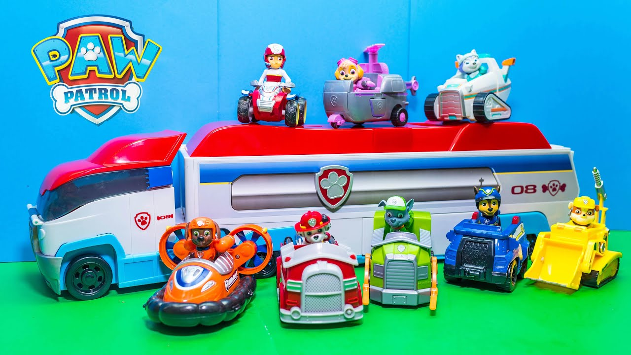 Paw Patrol Toy For Everyone : The most wanted toys for christmas daily secrets