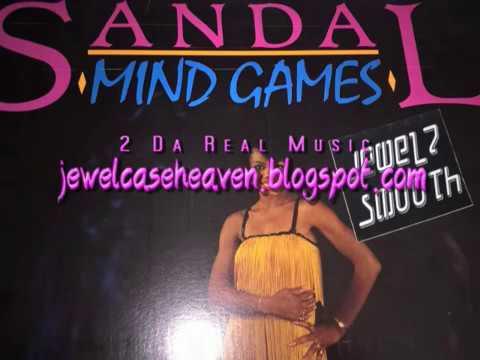 Sandal - Mind Games LP Sampler (1991) Rare Indie Soul Funk Boogie Music  from Detroit, MI