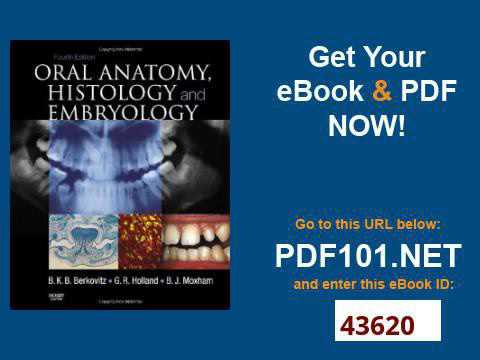 Oral Anatomy, Histology and Embryology, 4e - YouTube