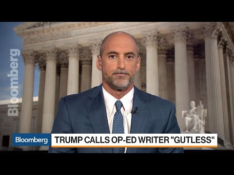 NY Times Op-ed on Trump Is Historical Anomaly, Attorney Goodfriend Says