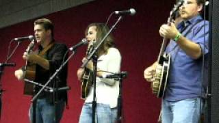 Sierra Hull & Highway 111 - Little Girl of Mine In Tennessee - IBMA 2010