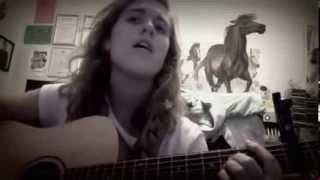 Mexicoma - Tim McGraw (Kiera - Acoustic Cover)
