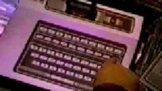 Magnavox Odyssey 2 - Pick Axe Pete Commercial
