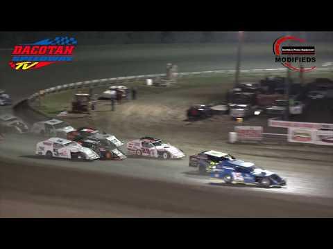 Dacotah Speedway   IMCA Modifieds   8-16-19