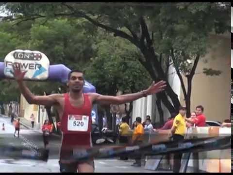 Media Maratón Internacional de la cuidad de Asunción