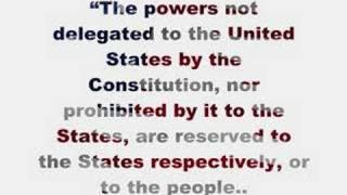 Oklahoma Declares Sovereignty