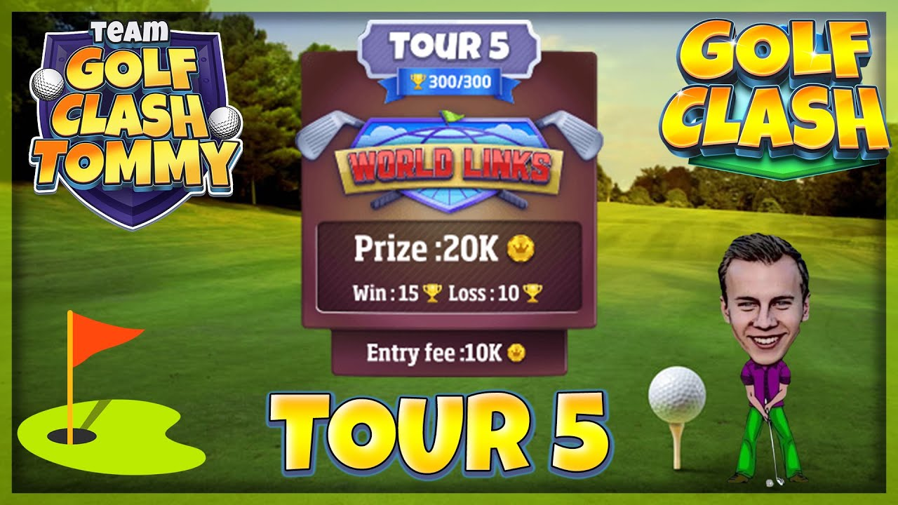 Golf Clash Tommy