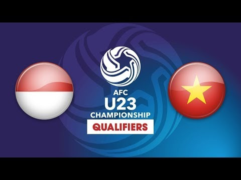 Trực tiếp | U23 INDONESIA vs U23 VIỆT NAM