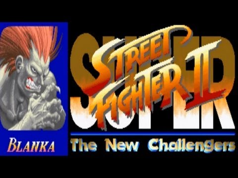 Super Street Fighter II - The New Challengers - Blanka (Arcade)
