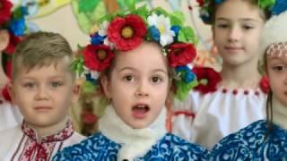 Святкове вітання дітей старшої групи дошкільного навчального закладу №112