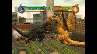 Godzilla: Save The Earth - Godzilla 90
