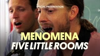 Menomena - Five Little Rooms - Special Presentation