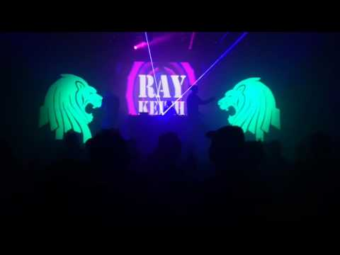 Ray Keith with MC Navigator @Jungle Fever, Electric Brixton, 17/12/16