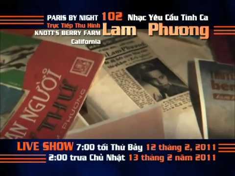 Thuy Nga - Paris By Night 102 - Nhạc Yêu Cầu LAM PHƯƠNG