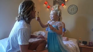 3 year old does boyfriends makeup   everleigh savannah and cole