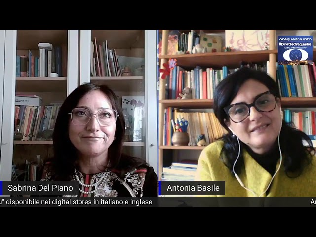 Secondo appuntamento di Oraquadra con Antonia Basile, psicoterapeuta ed arteterapeuta
