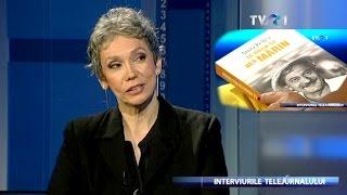 Interviurile Telejurnalului: Oana Pellea în dialog cu Mirela Nagâţ, despre Nea Mărin