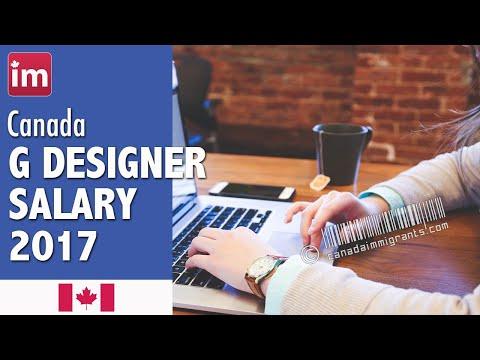 Graphic Designer Salary In Canada (2017) - Jobs In Canada