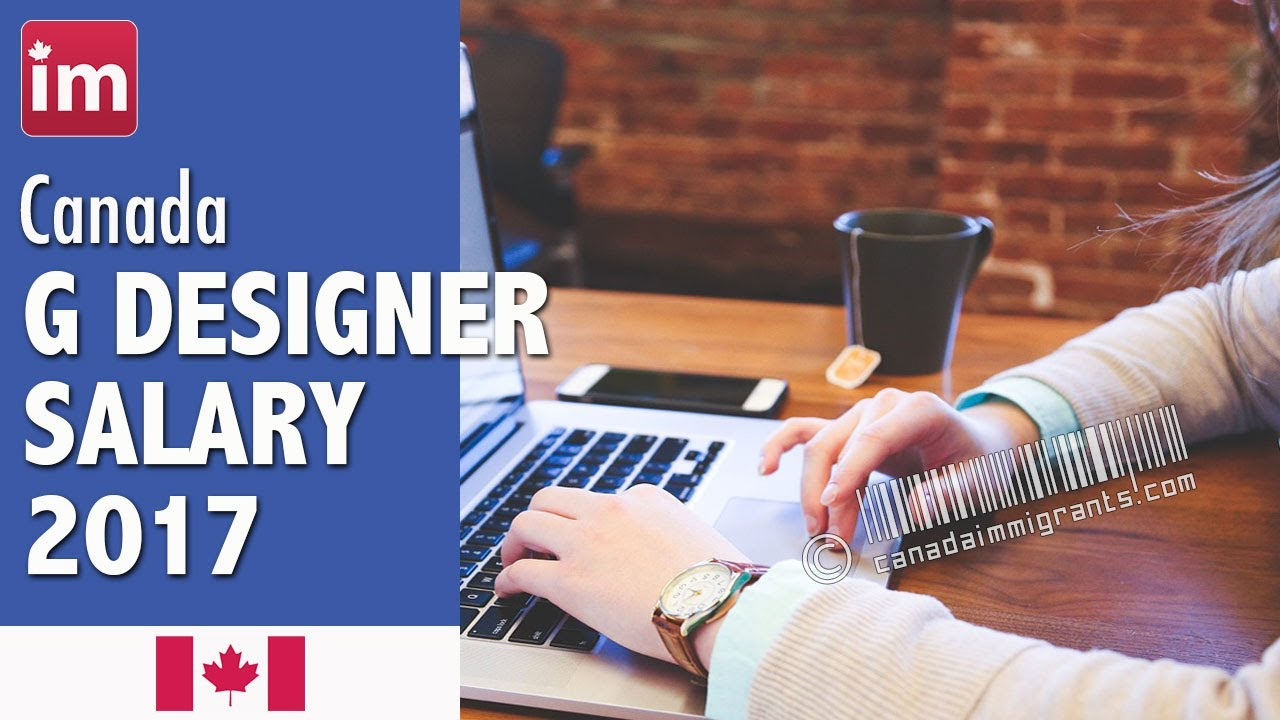 graphic designer salary in canada jobs in canada 2017 youtube