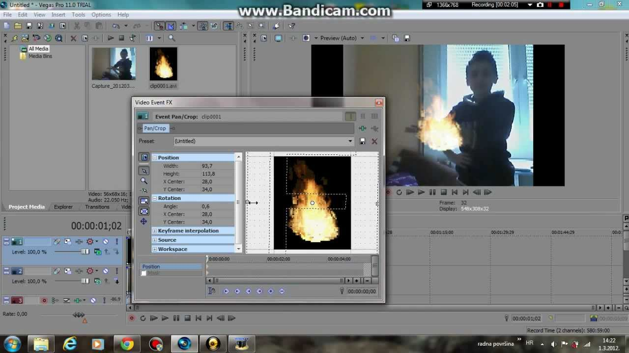 sony vegas pro 11 tutorial how to ep 2 how to make fire effects youtube. Black Bedroom Furniture Sets. Home Design Ideas