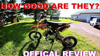 2016 SSR 125 Pit Bike Review - Moto Vlog #36