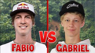 FABIO WIBMER VS GABRIEL WIBMER 2021 !! - BEST TRICK & BIG JUMPS -MTB MOTIVATION  ( SICK INSTA EDIT )