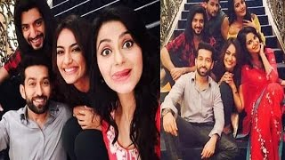 Ishqbaaz Behind The Scenes | Shivaay & Anika Off-Camera Relation | Ishqbaaz TV Serial Making