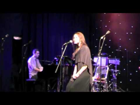 'Always' sung by Sierra Boggess - SIMPLY THE MUSIC OF SCOTT ALAN London Concert