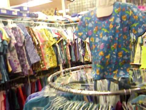 scrubbies located raleigh flea market mall #A28